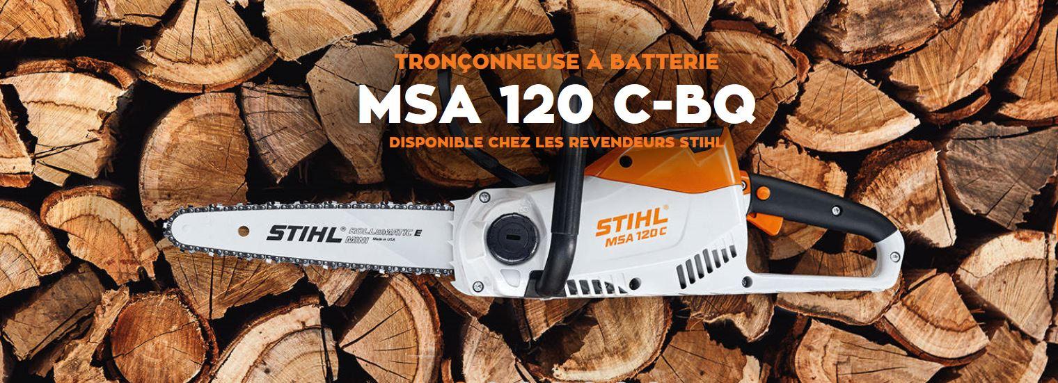 MSA120 CBQ
