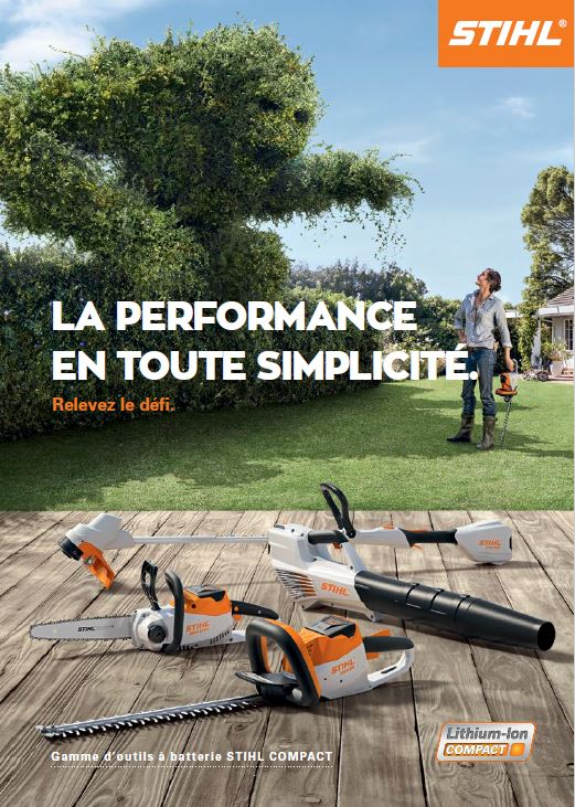 *** OUTILS BATTERIE COMPACT ***